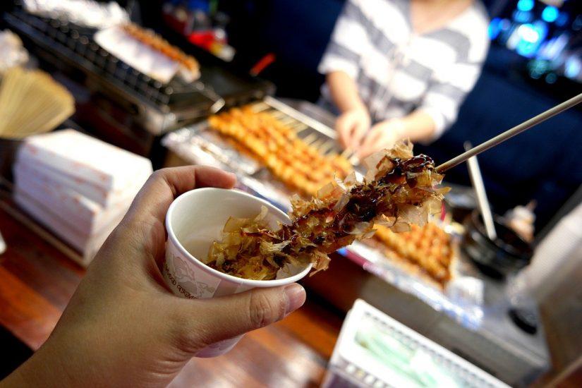 La ricchezza dello street food etnico
